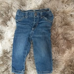 Old Navy Jeans | Stretchy Sz 12-18m